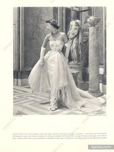 Jacques Fath, Moda Fashion, 1940s Fashion, Vintage Fashion, Club Fashion, Fashion 2018, Fabric Photography, Fashion Photography, Vintage Glamour