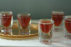 negroni jello shots