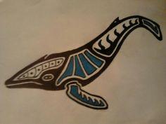 Tribal Humpback