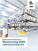 of warehouses will equip their staff with more technology by 2020