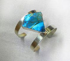 Labradorita bracelet