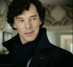 Sherlock is looking at Molly Sherlock Cast, Sherlock John, Jim Moriarty, Sherlock Holmes Benedict Cumberbatch, Benedict Cumberbatch Sherlock, Martin Freeman, Sherlock Holmes John Watson, Mrs Hudson, Sherlolly