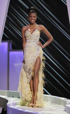 Miss Universe 2011 Leila Lopes (Angola)