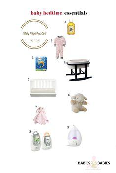 Pin By Nursery Design Studio  Tira On Baby Registry Checklist