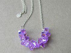 Demi by Objets d'Envy, handcrafted Swarovski crystal jewelry