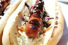 BBQ Hot Dog Tailgating Recipe