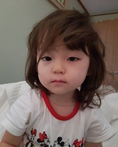 I wake up I& got a water bottle . - I wake up Mouth water, You are in the right place ab - Cute Asian Babies, Korean Babies, Asian Kids, Cute Babies, Cute Little Baby, Little Babies, Kids Girls, Baby Kids, Couple With Baby