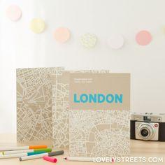 Mapa transparente - London #explore #travel #mug #deco #inspiration #memories #souvenir #bottle #accessories #cool #beautiful #cute #map #london