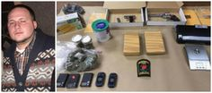 """Police, FBI arrest Norwich man wanted on federal charges - Morse's arrest stems from an extensive, cooperative investigation by the Norwich Police Department's detective and narcotics division and the FBI into the trafficking of """"significant amounts of cocaine"""" in Connecticut including Norwich from the southern United States, police said. Read more: http://www.norwichbulletin.com/news/20170524/police-fbi-arrest-norwich-man-wanted-on-federal-charges #CT #NorwichCT #Connecticut #Crime #Drug…"""