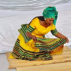 South African Dresses, African Maxi Dresses, African Dresses For Women, African Attire, African Wear, African Outfits, Sepedi Traditional Dresses, South African Traditional Dresses, Traditional Wedding