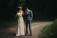 Dark and romantic wedding photography by Nicola Harger
