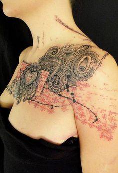 Tattoo Artist - Xoil Tattoo - tattoo