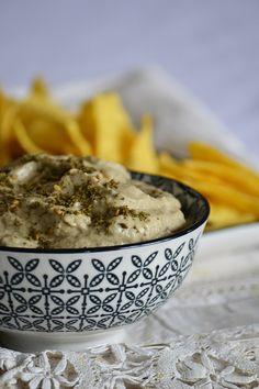 A legjobb padlizsánkrém, amit valaha készítettem - Moksha. Tortilla Chips, Tahini, Cereal, Sandwiches, Pudding, Breakfast, Desserts, Salad, Food