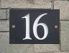 house numbers - Google Search