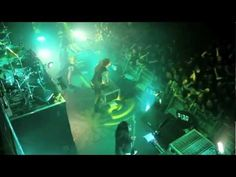 "As I Lay Dying ""Paralyzed"" Live Video Official"