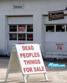 Dead People Things funny picture
