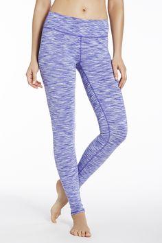 Salar Leggings in Purple stripe (doesn't look purple on my monitor, though!)