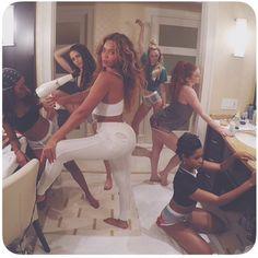 Beyonce - 7/11 video