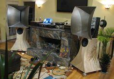 Рупорные акустические системы Рупорные акустические системы #223