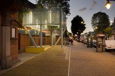 Tottenham Public Room, Gort Scott Architects