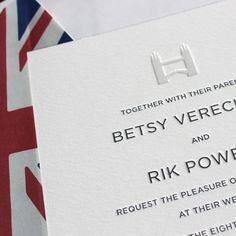 Brit wedding