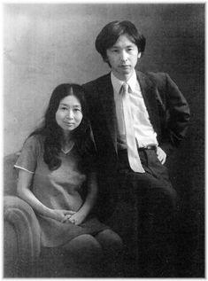 ◆昭和44年 41歳 前川龍子29歳と再婚。★後妻 前川龍子 元編集者