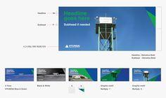 corporate identity for Hyundai Engineering & Construction Co., Ltd. - studio fnt