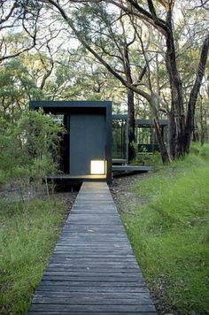 Cabin in Red Hill Australia - David Luck Architects