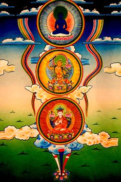 #Buddhism · The Precious Treasury of the Way of Abiding — by Longchenpa