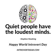 Forrás: Introvertdear.com Introvert Activities, Introvert Vs Extrovert, Intj, Introverted Boss, Intellectual Quotes, Quiet People, Infj Personality, Highly Sensitive, Deep Thoughts