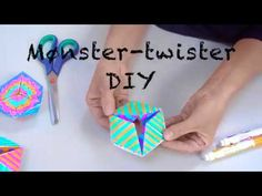 mønster-twister - YouTube