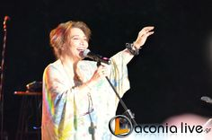 Σαϊνοπούλειο: 2.000 άνθρωποι απόλαυσαν χθες Βιτάλη – Γλυκερία   Laconialive.gr – Η ενημερωτική ιστοσελίδα της Λακωνίας, Νέα και ειδήσεις Concert, Recital