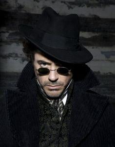 Sherlock Holmes (Robert Downy Junior)