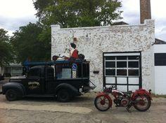 the 1933 service station restoration, Kenosha WI - The Garage Journal Board