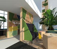 Fernpalmoil installation by Upcircle Design Studio Design Studio London, Slow Design, Circular Economy, Design Movements, Graphic Design Studios, Sustainable Design, Innovation Design, Service Design, Design Projects