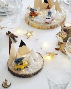cheap diy projects ideas for your home decoration 59 Woodland Christmas, Christmas Wood, Christmas Holidays, Christmas Crafts, Retro Christmas Decorations, Deco Table Noel, Christmas Preparation, Teacher Christmas Gifts, Diy Weihnachten