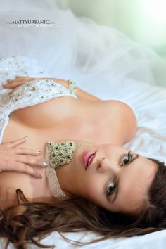 Wedding makeup from Photoshoot