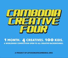 Creative Background, Competition, Cambodia, Art