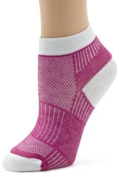 Wrightsock Women's Coolmesh Ii Lo 3 Pack Athletic Socks