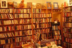 The Almost Corner Bookshop - Rome, Italy