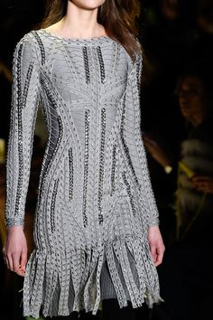 Hervé Léger by Max Azria at New York Fall 2016 (Details)