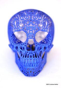 Crania Anatomica Filigre (Medium+Colored)
