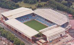 Villa Park - Aerial - Aston Villa FC