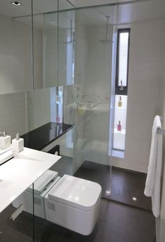 just the mood for my architects shower room - Small Shower Room Ideas
