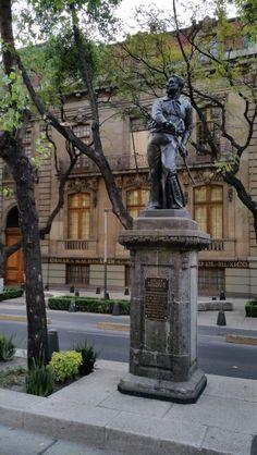 Paseo de la Reforma. Mexico D.F.