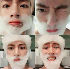 New funny memes christmas life ideas Daegu, Foto Bts, Bts Bangtan Boy, Bts Jimin, Kpop, Magazine Cosmopolitan, Bts Christmas, Les Bts, V Bts Wallpaper