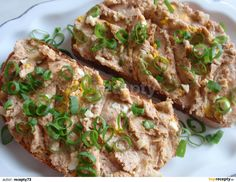 Salmon Burgers, Baked Potato, Quiche, Dips, Brunch, Snacks, Baking, Breakfast, Ethnic Recipes