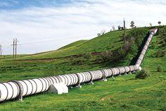 Gas Pipeline & Compression
