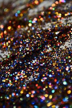 Multi Colored Glitter By JF On flickr