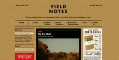 field notes - Google Search